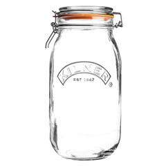 Pote em Vidro com Clip Kilner 2 Litros - Casa Etna