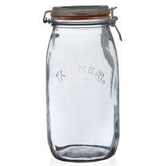 Pote em Vidro com Clip Kilner 3 Litros - Casa Etna