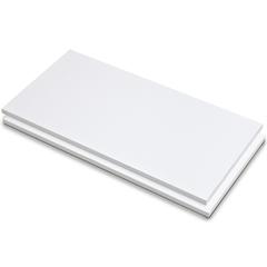 Prateleira de Aglomerado Branco 40x150cm  - Fico Ferragens