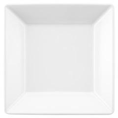 Prato Fundo em Porcelana Quartier 21x21cm Branco - Oxford