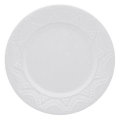 Prato Sobremesa 20 Cm White Ny03-7600 - Oxford