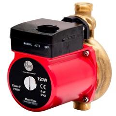 Pressurizador Rb120w 220v Vermelho - Rheem