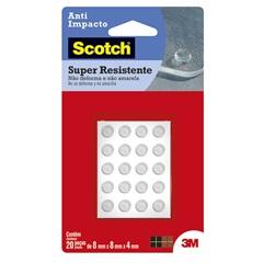 Protetor Anti Impacto Redondo Pequeno - 3M