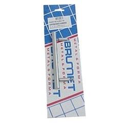Puxador de Móveis Cromado Acetinado Ref.: 820 - Brumet