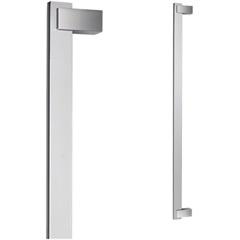 Puxador para Porta em Alumínio Concept Pca01 60cm Polido - Pado