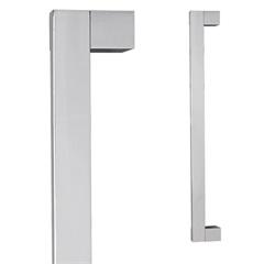 Puxador para Porta em Alumínio Concept Pca02 60cm Polido - Pado