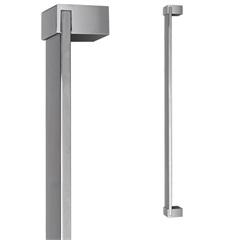 Puxador para Porta em Alumínio Concept Pca04 60cm Polido - Pado