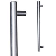 Puxador para Porta em Alumínio Concept Pca05 80cm Polido - Pado