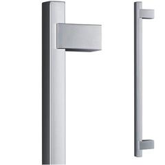 Puxador para Porta em Alumínio Concept Pca06 30cm Polido - Pado