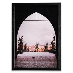 Quadro City 39x29cm - Casa Etna