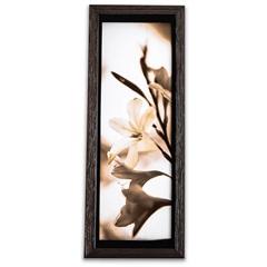 Quadro Flores 2 39x15cm - Casa Etna