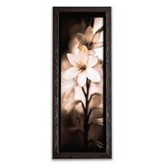 Quadro Flores 3 39x15cm - Casa Etna