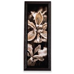 Quadro Flores 4 39x15cm - Casa Etna