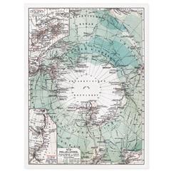 Quadro Telado Polo Sul 40x30cm - Casanova