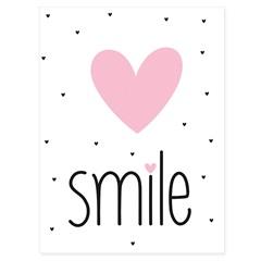 Quadro Telado Smile 40x30cm - Casanova