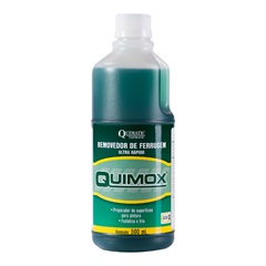 Quimox Removedor de Ferrugem 500 Ml - Quimatic Tapmatic