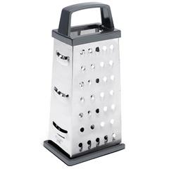 Ralador 4 Faces com Visor Top Pratic Inox Prata 20,5cm - Brinox