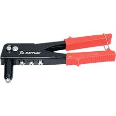 Rebitador Manual Profissional 225mm Preto E Vermelho - MTX
