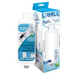 Refil para Filtro de Água Flex com 1 Peça - Libell