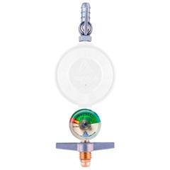 Regulador para Gás com Mangueira 80cm  504/1            - Aliança