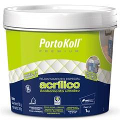Rejunte Acrílico Bicomponente Corda 1 Kg - Portokoll