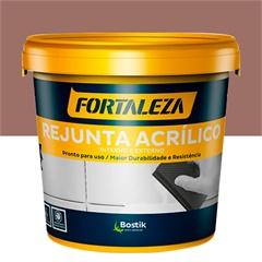 Rejunte Acrílico Castor 1kg - Fortaleza