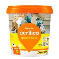 Rejunte Acrílico Preto 1kg - Quartzolit