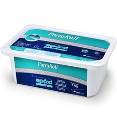 Rejunte Epoxi para Piscina Azul Celeste 1kg - Portokoll