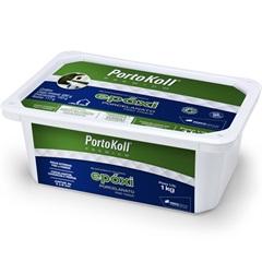Rejunte Epóxi Premium Cinza Platina 1kg - Portokoll