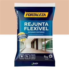 Rejunte Flexível para Pisos E Azulejos Pêssego 1kg - Fortaleza