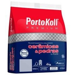 Rejunte L Flex Cz Artico 4kg Portokoll - Portokoll