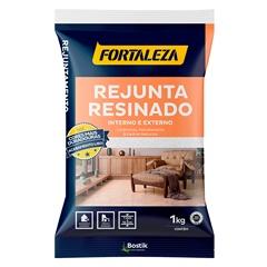 Rejunte Resinado Br 5kg Fortaleza - Fortaleza