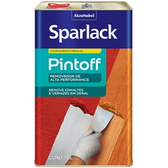 Removedor de Tinta Pintoff 5 Litros - Sparlack