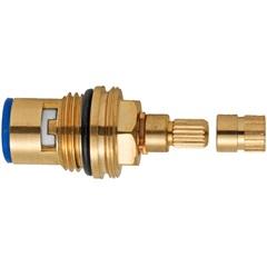 Reparo Mvc para Torneira Multimarcas Dourado E Azul - Blukit