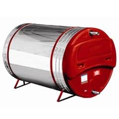 Reservatório de Baixa Pressão Thermal 200 Litros 220v 3011w Vermelho E Prata