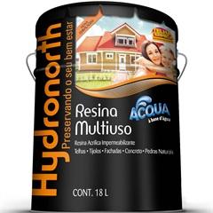 Resina Acrílica Impermeabilizante Multiuso Acqua Incolor 18 Litros