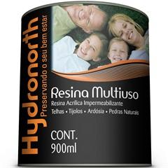 Resina Acrílica Impermeabilizante Multiuso Incolor 900ml - Hydronorth
