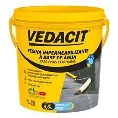 Resina Impermeabilizante 3,6 Litros - Vedacit