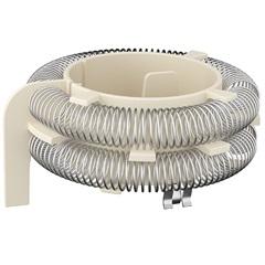 Resistência para Ducha Fit Eletrônica 6800w 220v - Hydra