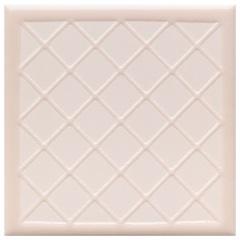 Revestimento Acetinado Borda Bold Etereo 2 Rosa 15x15cm - Eliane