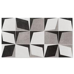 Revestimento Acetinado Borda Bold Granada 33,5x60cm - Eliane