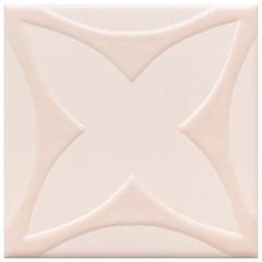 Revestimento Acetinado Borda Bold Luminosa Rosa 15x15cm - Eliane