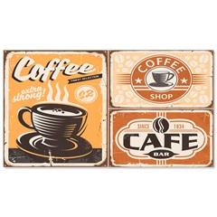 Revestimento Acetinado Borda Bold Poster Espresso 33,5x60cm - Eliane