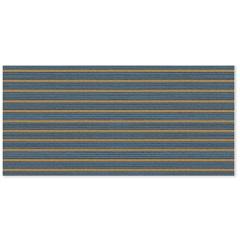 Revestimento Acetinado Borda Reta Canutilho Ouro 43,2x91cm - Ceusa