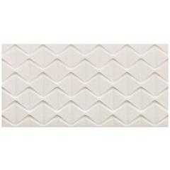 Revestimento Acetinado Borda Reta Cartier Pérola Branco 45x90cm - Eliane