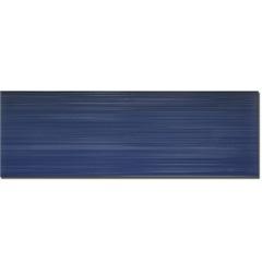 Revestimento Acetinado Borda Reta Degradê Blue 19,3x58,4cm - Portinari