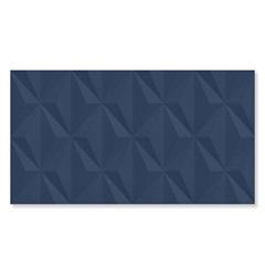 Revestimento Acetinado Borda Reta Escala Azul 32,5x59cm - Eliane