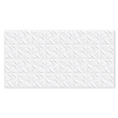 Revestimento Acetinado Borda Reta Fiori Bianco 32x60cm - Biancogres