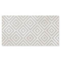Revestimento Acetinado Borda Reta Geo Illusione Branco 32x60cm - Biancogres