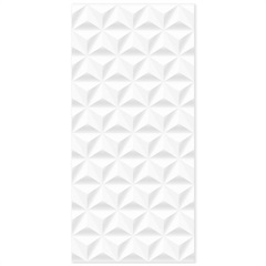 Revestimento Acetinado Borda Reta Pirâmide 43,2x91cm - Ceusa